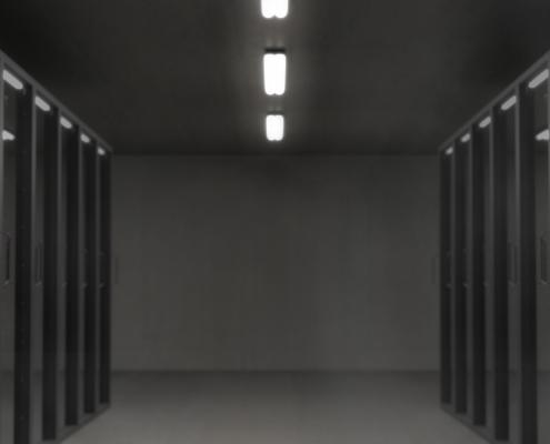 se.sam Kryptowerkzeuge - Serverraum