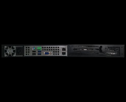 se.SAM N200 Krypto Appliance (HSM) - Rückansicht