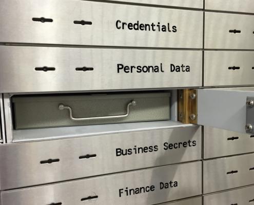 HSM-Safe (Credentials, Personal Data, Business Secrets, Finance Data)